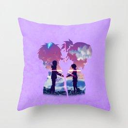 Kimi no na Wa (Your Name) Throw Pillow