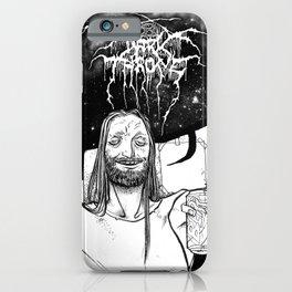"""Fenriz Darkthrone """"make it primitive maaaan"""" iPhone Case"""