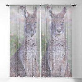 My Happy Face Sheer Curtain