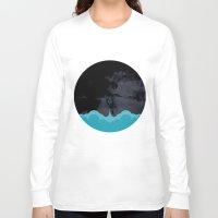 rocket Long Sleeve T-shirts featuring Rocket by Talip Memis