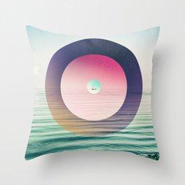 Travel_03 Throw Pillow