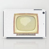 tv iPad Cases featuring Television* by Mr and Mrs Quirynen