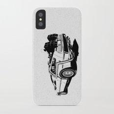 DeLorean / BW iPhone X Slim Case