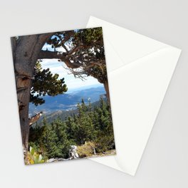 Window to Goliath Stationery Cards