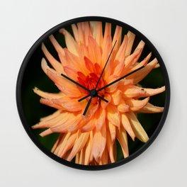 A Radiant Beauty Wall Clock