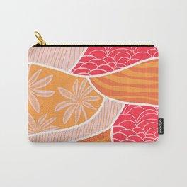 kauai, orange Carry-All Pouch