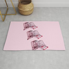 Shopping Carts Rug