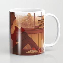Enjolras & Grantaire Coffee Mug