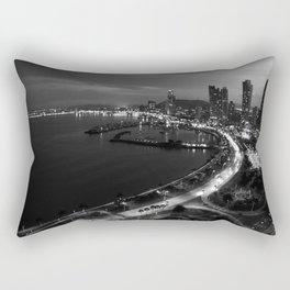 Panama City Sin Colores Rectangular Pillow