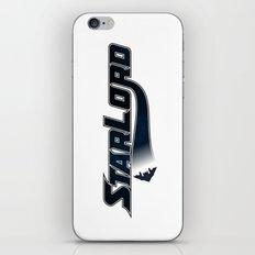 StarLord iPhone & iPod Skin