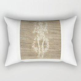 Skeleton Print - P1 Rectangular Pillow
