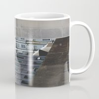 house md Mugs featuring Baltimore, MD by Nick Coleman