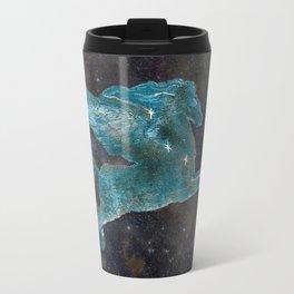 Pegasus and Galaxy Travel Mug