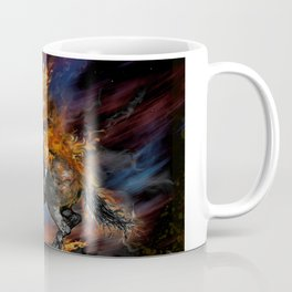 Texas Ghost Rider Coffee Mug