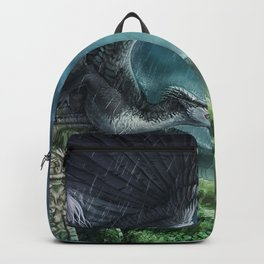 Fantasy Griffin Fantasy Animals Backpack