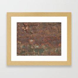 Crunch Framed Art Print