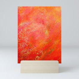 See Red  Mini Art Print