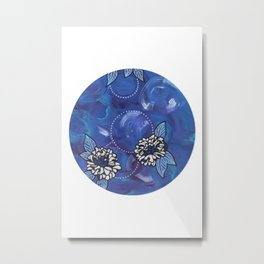 Triptych-2 Metal Print