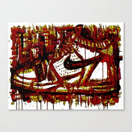 Air Experiment Canvas Print