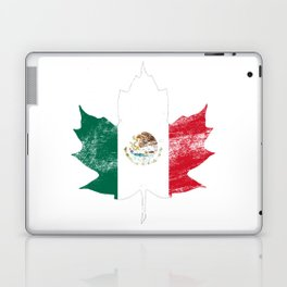 Mexico/Canada Laptop & iPad Skin