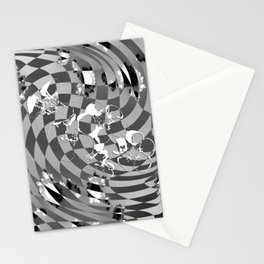 Orders of simplicity series: Patterns in nature Stationery Cards