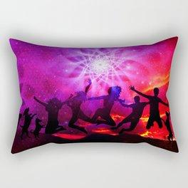Frienship Rectangular Pillow