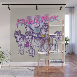 Fanny Pack Wall Mural