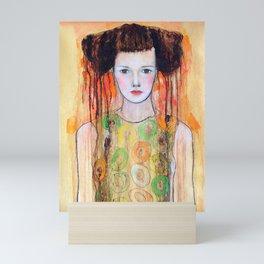 Anja Mini Art Print