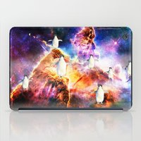 penguins iPad Cases featuring penguins by haroulita