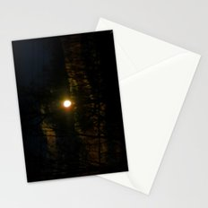 Electric Moonlight Stationery Cards
