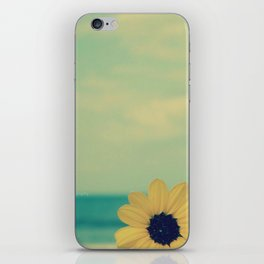 life at the beach iPhone Skin