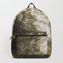 Angel In Bronze And Copper Backpack