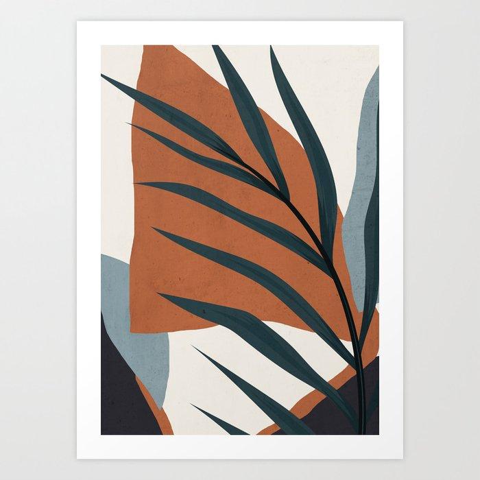 Abstract Art 35 Art Print