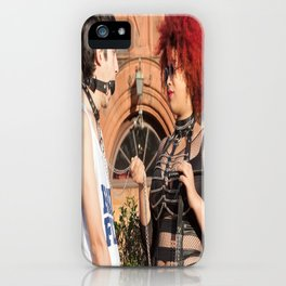 Reclamation by Karmenife Paulino and Tess Altman iPhone Case