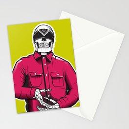 Vato Loco Skull Stationery Cards