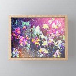 Garden Dragons Snap Framed Mini Art Print