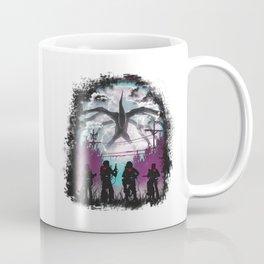Stranger Thing And Monster Coffee Mug