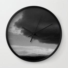 Minimalist Landscape Wall Clock