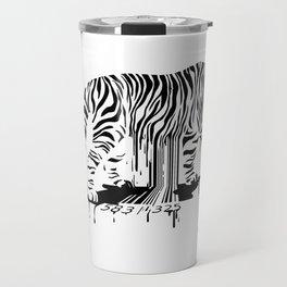 Tiger Skin Travel Mug