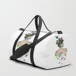 Metamorphosis Girl Duffle Bag
