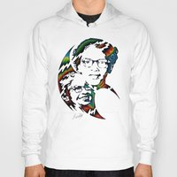 parks Hoodies featuring Rosa Parks by A Laidig