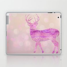 Pink Deer Laptop & iPad Skin