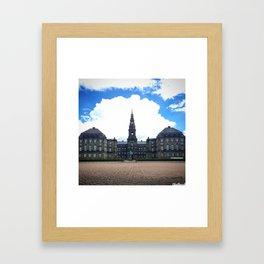 Unstable Weather Framed Art Print