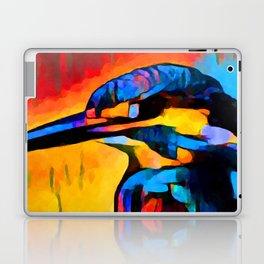 Kingfisher 2 Laptop & iPad Skin