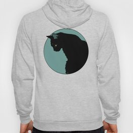 Blue Cat Hoody