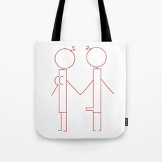 Stick Lust Tote Bag