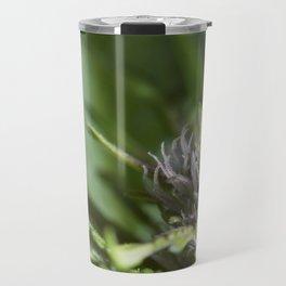 Cannabis Bud Travel Mug