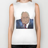 patrick Biker Tanks featuring Patrick Moore by ochre7