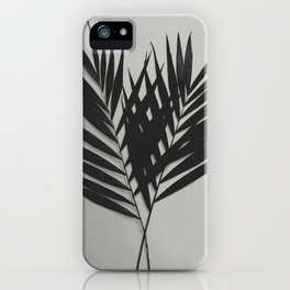 Palm Leaves #5 #foliage #decor #art #society6 iPhone Case