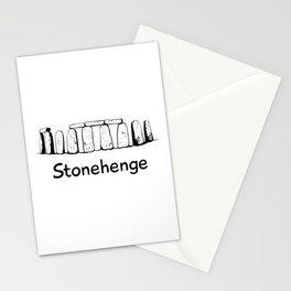 Stonehenge Rock Monument Gift Stationery Cards